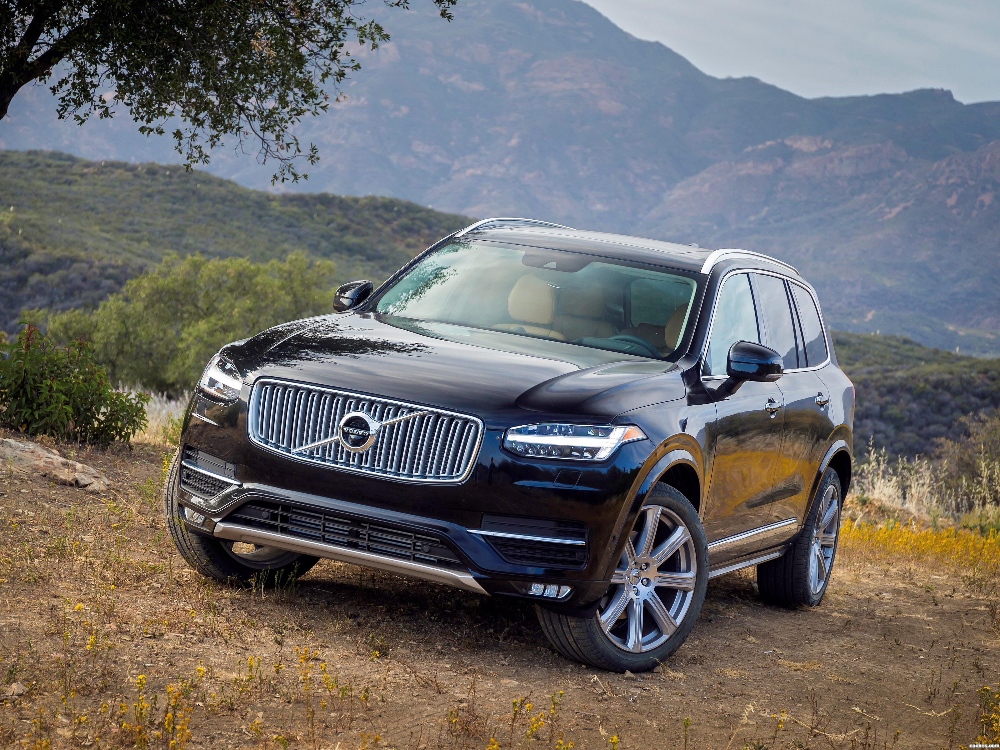 Foto 0 de Volvo XC90 T6 AWD First Edition USA 2015