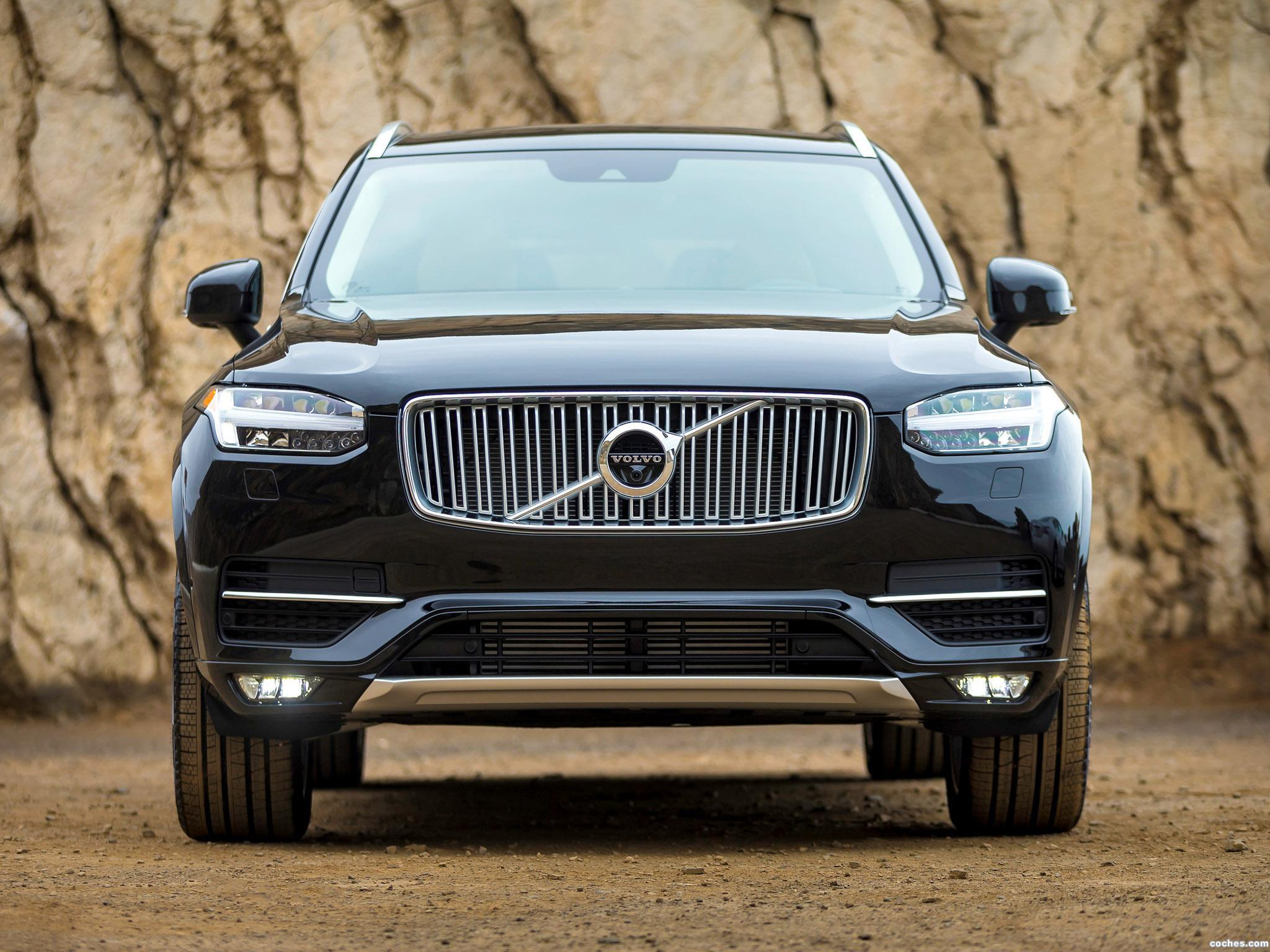 Foto 13 de Volvo XC90 T6 AWD First Edition USA 2015