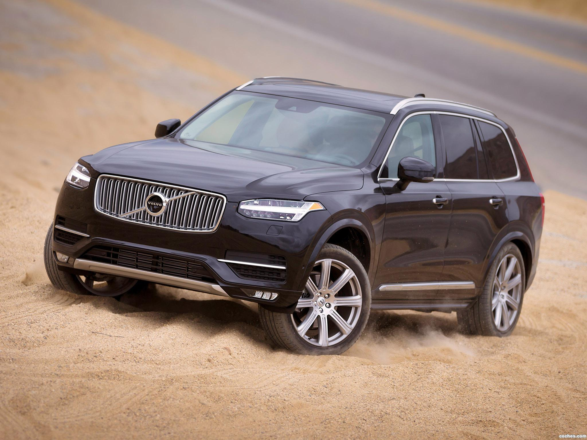 Foto 12 de Volvo XC90 T6 AWD First Edition USA 2015