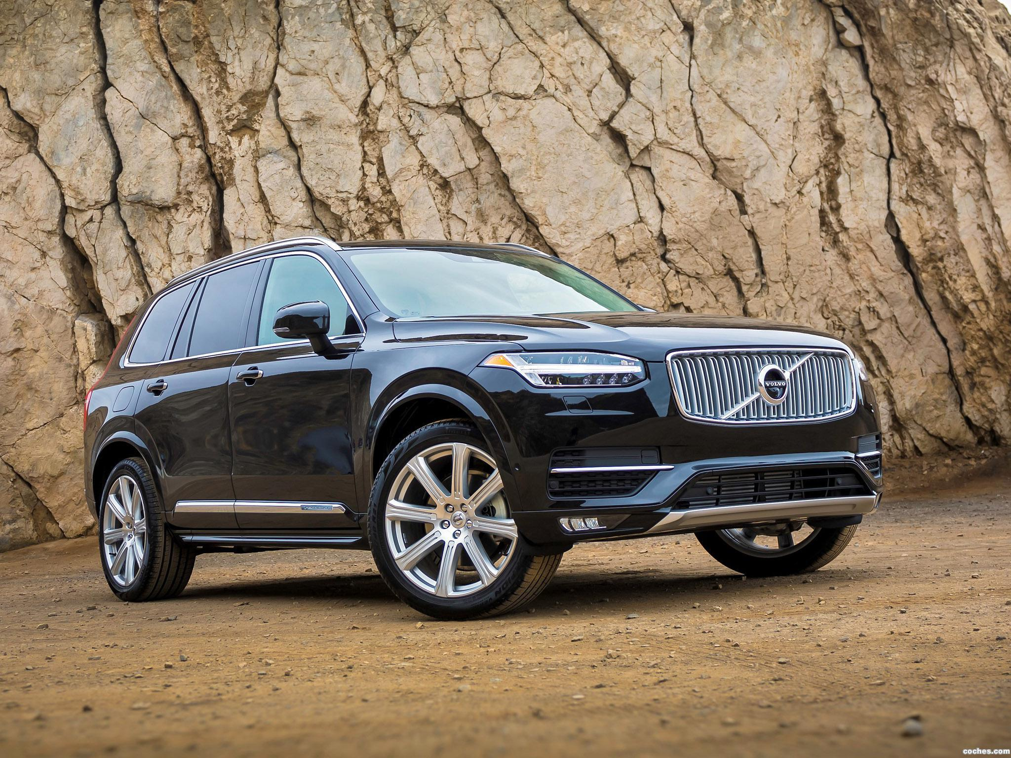 Foto 10 de Volvo XC90 T6 AWD First Edition USA 2015
