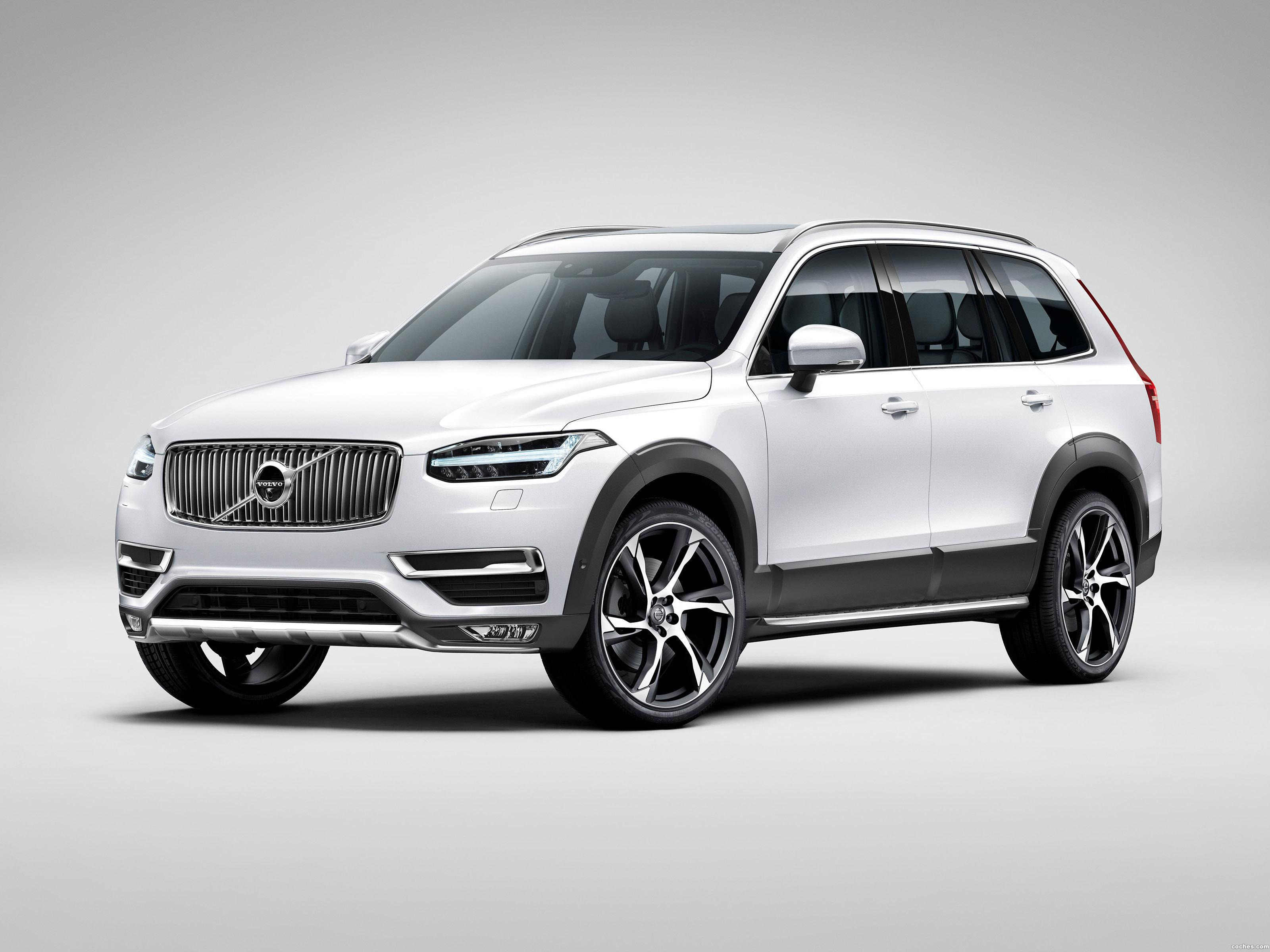 Foto 0 de Volvo XC90 T6 AWD Rugged Luxury 2015