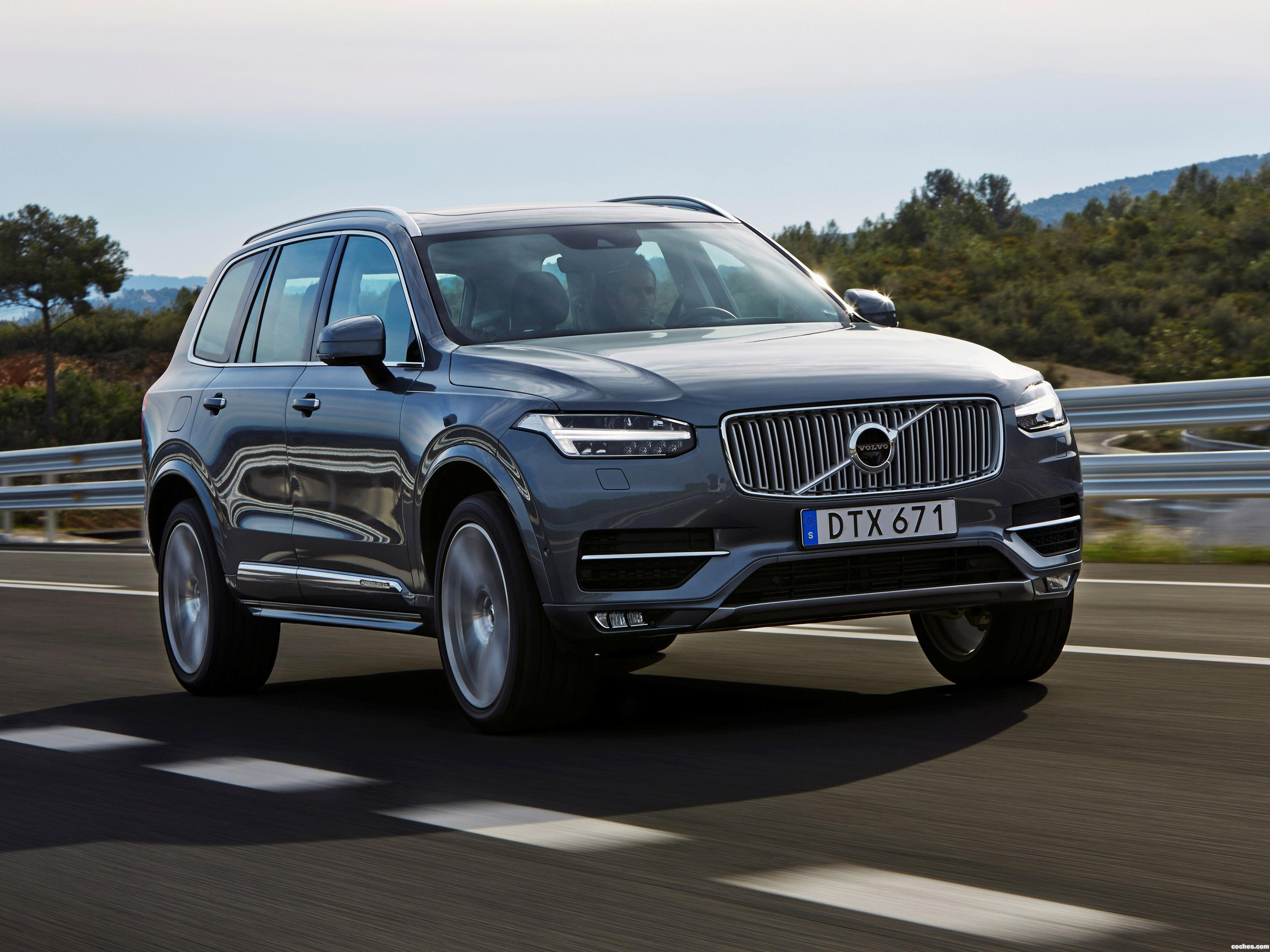 Foto 0 de Volvo XC90 T6 Inscription 2014