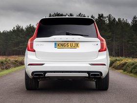 Ver foto 19 de Volvo XC90 T6 R-Design UK 2015