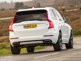 Ver foto 12 de Volvo XC90 T6 R-Design UK 2015