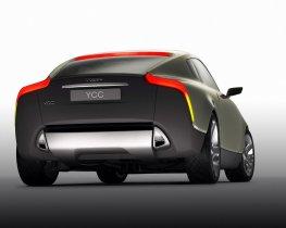 Ver foto 3 de Volvo YCC Concept 2004
