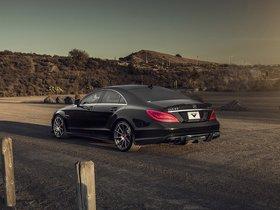 Ver foto 3 de Vorsteiner Mercedes Clase CLS AMG 63 2013