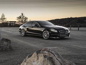 Ver foto 11 de Vorsteiner Mercedes Clase CLS AMG 63 2013