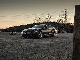 Ver foto 7 de Vorsteiner Mercedes Clase CLS AMG 63 2013