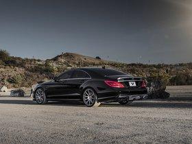 Ver foto 4 de Vorsteiner Mercedes Clase CLS AMG 63 2013