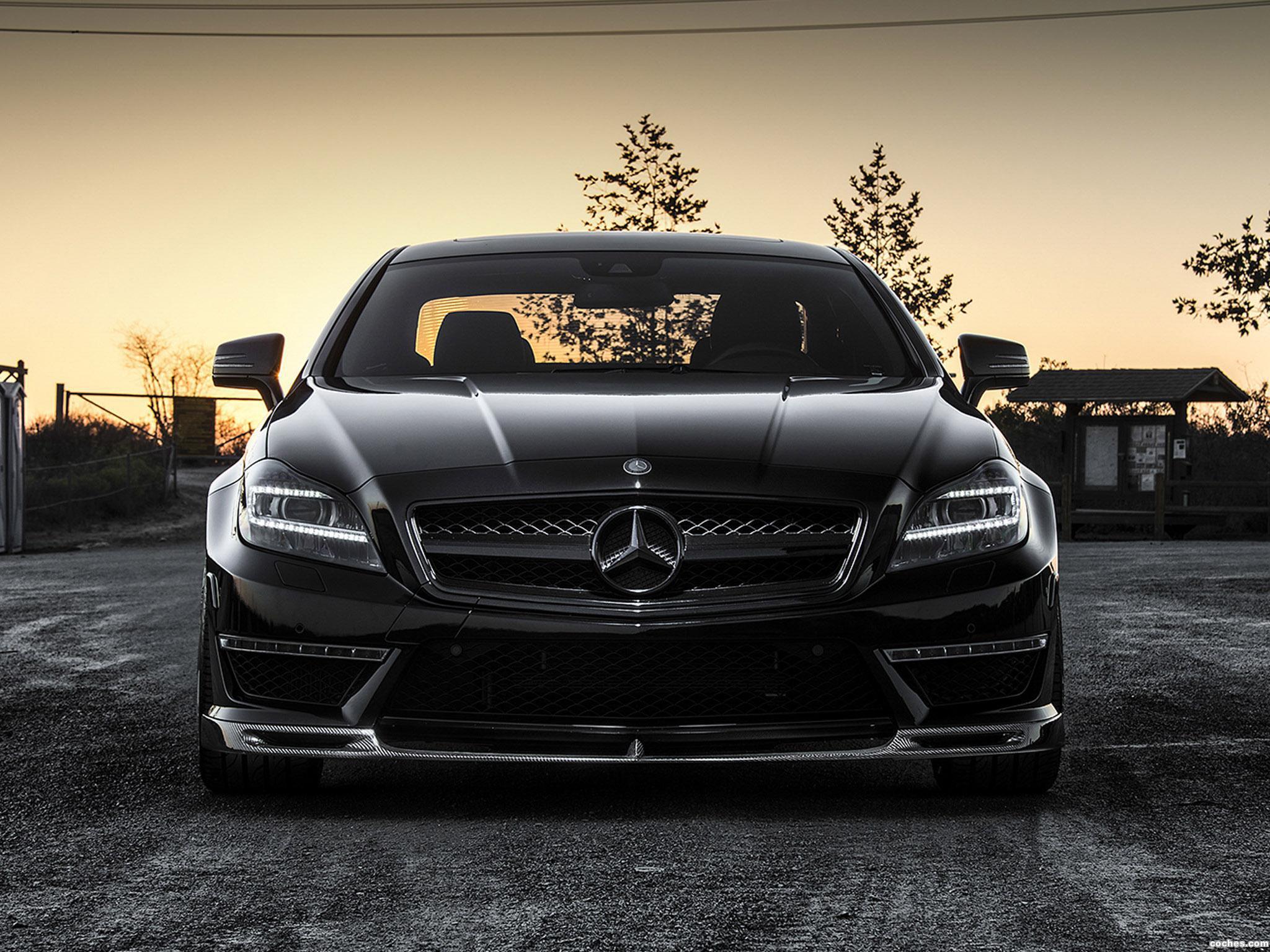 Foto 0 de Vorsteiner Mercedes Clase CLS AMG 63 2013