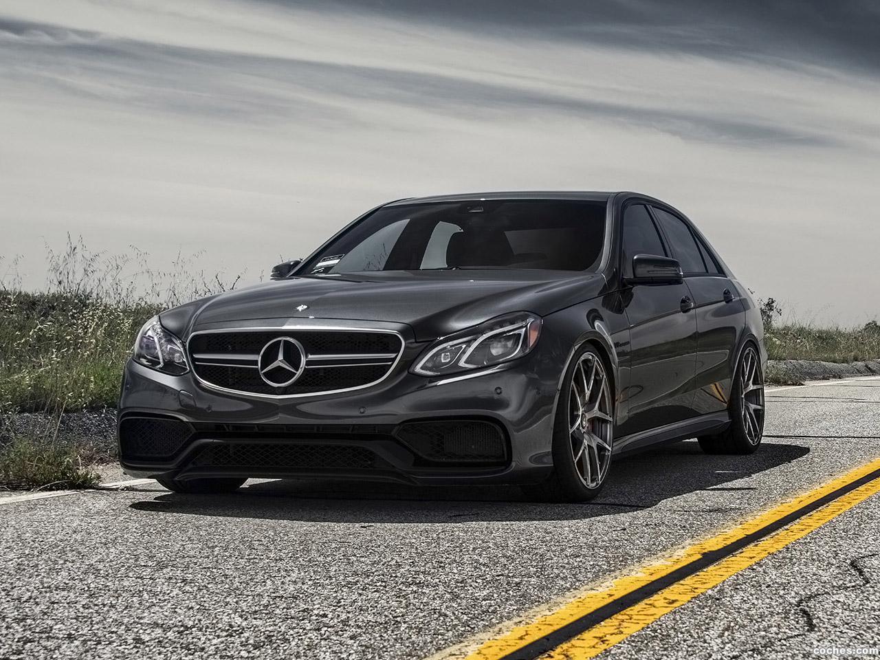 Foto 0 de Vorsteiner Mercedes Clase E AMG E63 2014