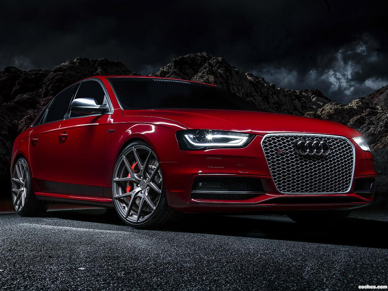 Foto 0 de Vorsteiner Audi S4 Sedan 2013