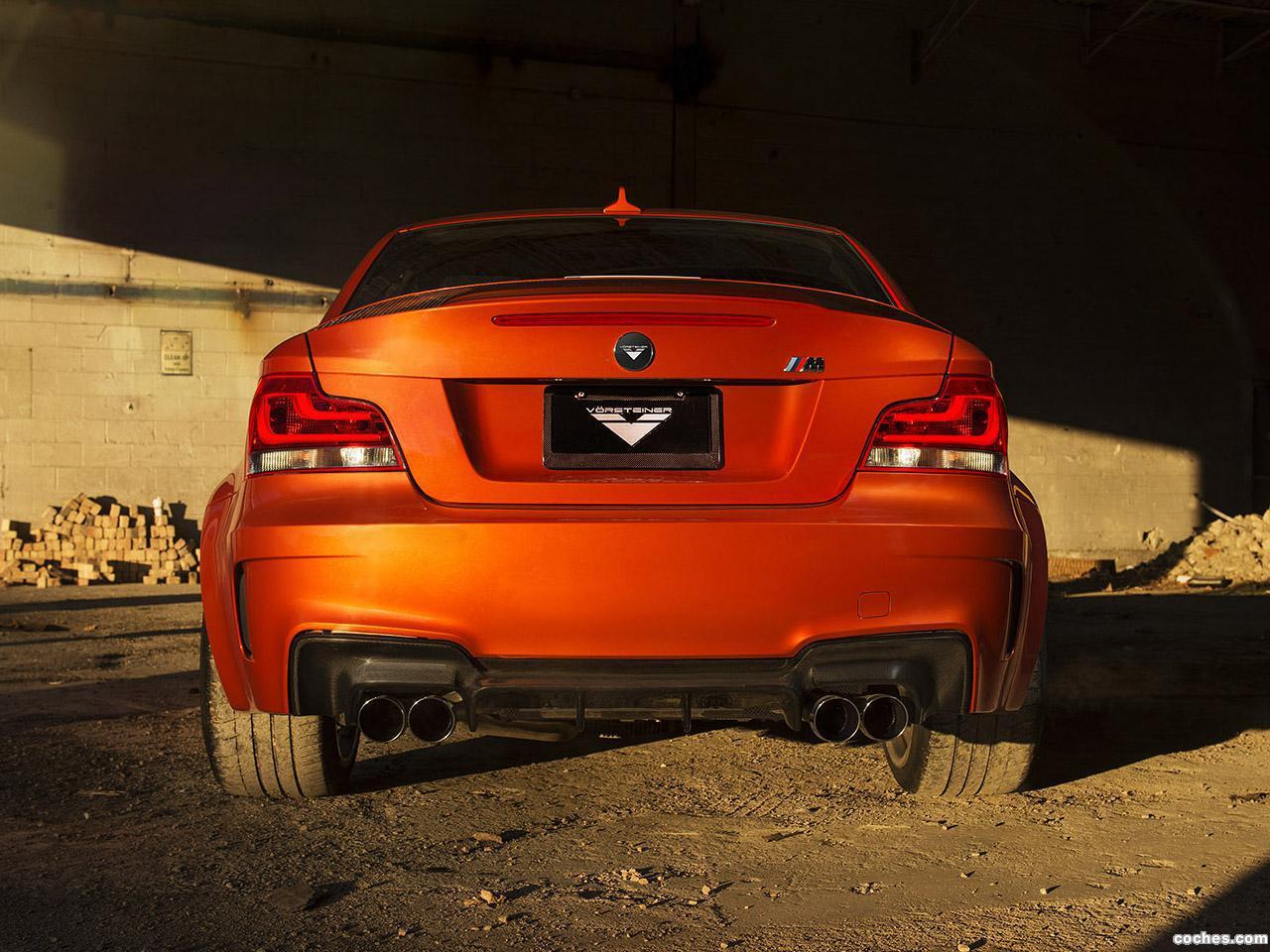 Foto 1 de Vorsteiner BMW Serie 1M Coupe E82 2014