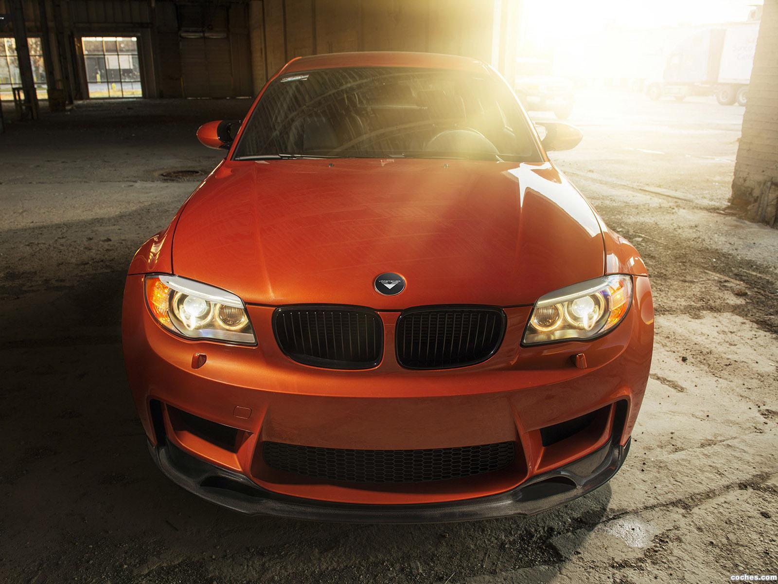 Foto 0 de Vorsteiner BMW Serie 1M Coupe E82 2014