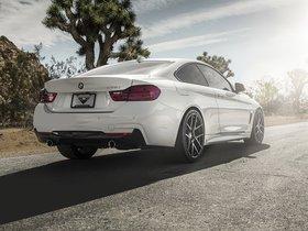 Ver foto 3 de Vorsteiner BMW Serie 4 435i Alpine White F32  2014