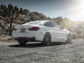 Ver foto 2 de Vorsteiner BMW Serie 4 435i Alpine White F32  2014