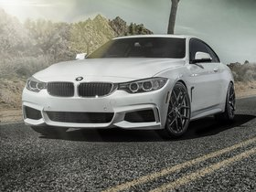 Ver foto 1 de Vorsteiner BMW Serie 4 435i Alpine White F32  2014