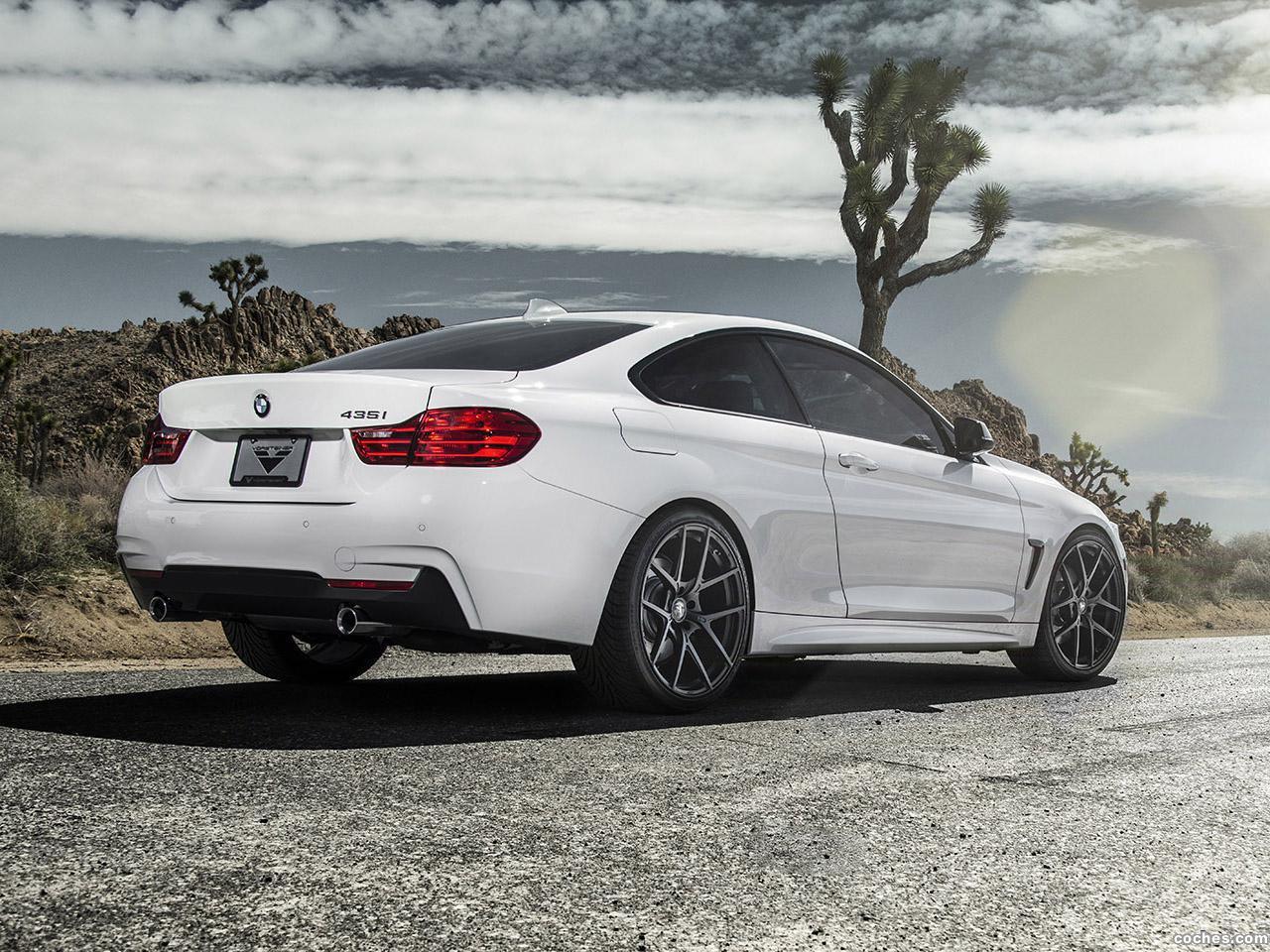 Foto 3 de Vorsteiner BMW Serie 4 435i Alpine White F32  2014