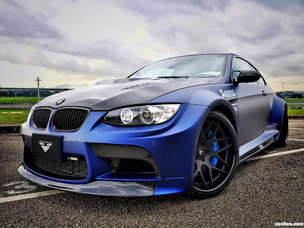 Foto 0 de Vorsteiner BMW Serie 3 GTRS3 M3 2012