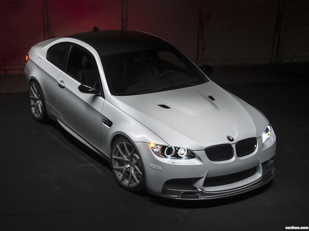Foto 0 de BMW Vorsteiner Serie 3 M3 Coupe E92 2014