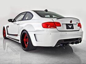 Ver foto 4 de BMW Vorsteiner Serie 3 M3 Coupe GTRS3 Candy Cane E92 2011