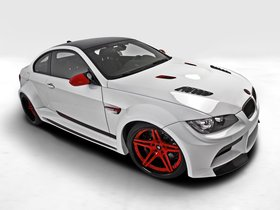 Ver foto 2 de BMW Vorsteiner Serie 3 M3 Coupe GTRS3 Candy Cane E92 2011
