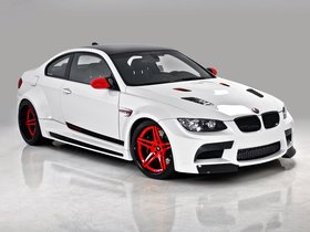 Ver foto 1 de BMW Vorsteiner Serie 3 M3 Coupe GTRS3 Candy Cane E92 2011