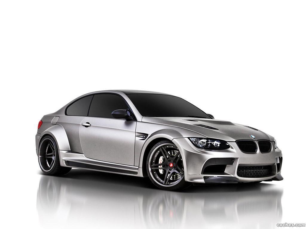 Foto 0 de BMW Vorsteiner Serie 3 M3 Coupe GTRS3 Supercharged 2011