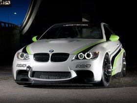 Ver foto 1 de BMW Vorsteiner Serie 3 M3 Coupe GTS-V E92 2011