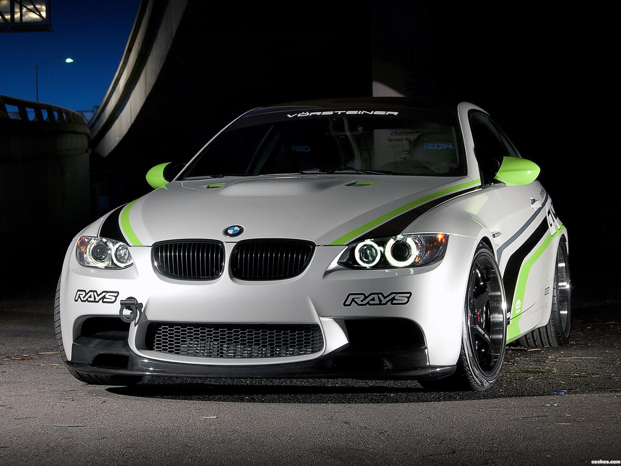 Foto 0 de BMW Vorsteiner Serie 3 M3 Coupe GTS-V E92 2011