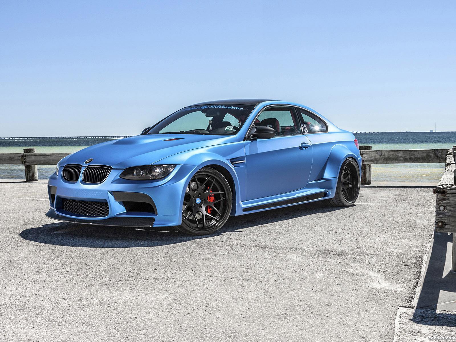 Foto 0 de BMW Vorsteiner Serie 3 M3 GTRS3 Widebody E92 2014