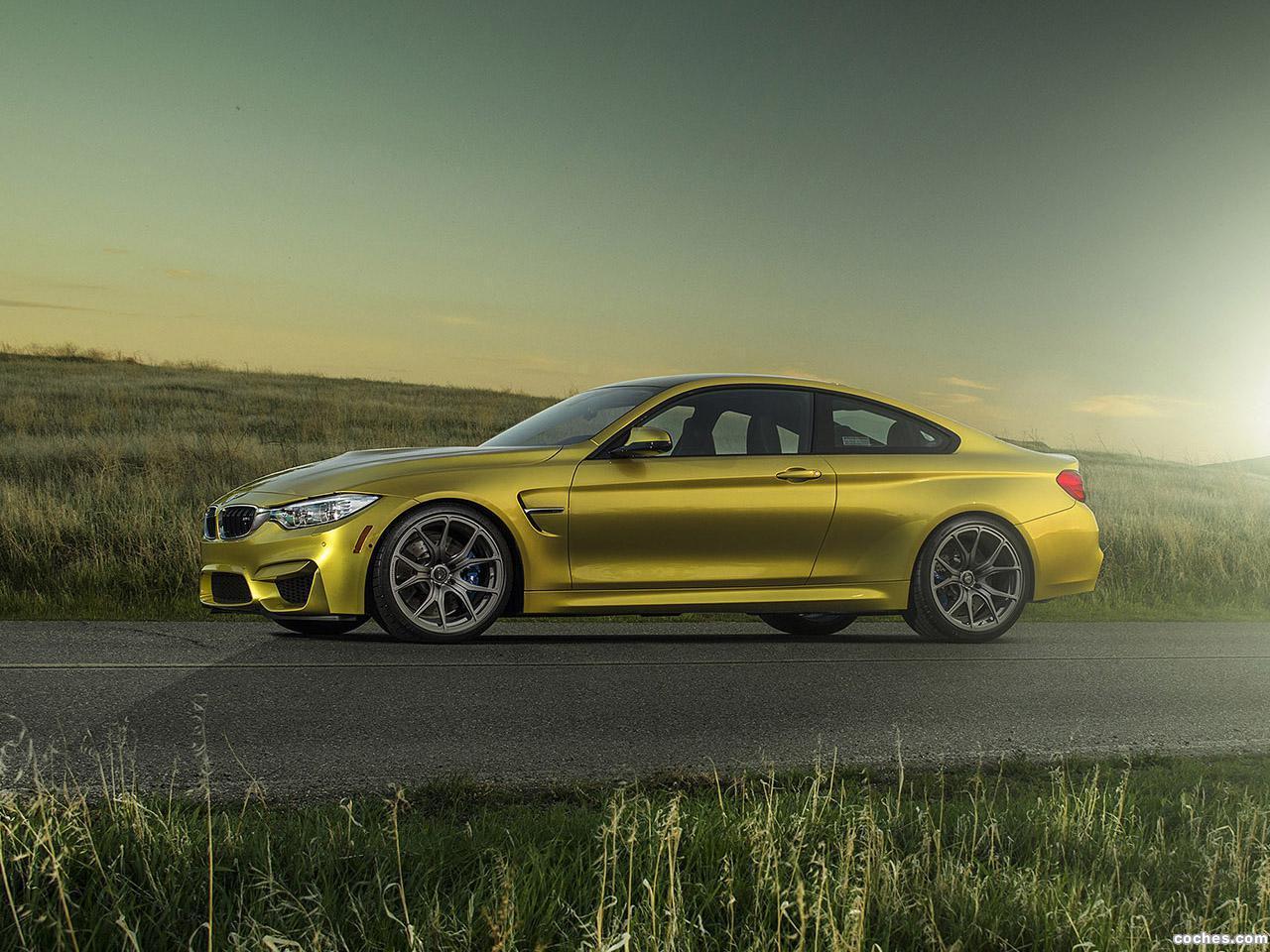 Foto 7 de BMW Vorsteiner M4 2014