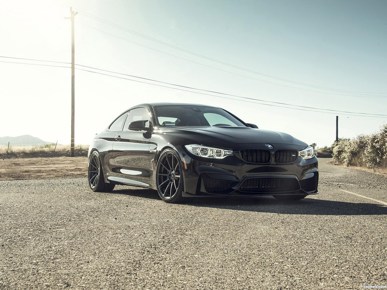 Foto 0 de Vorsteiner BMW M4 EVO F82 2015