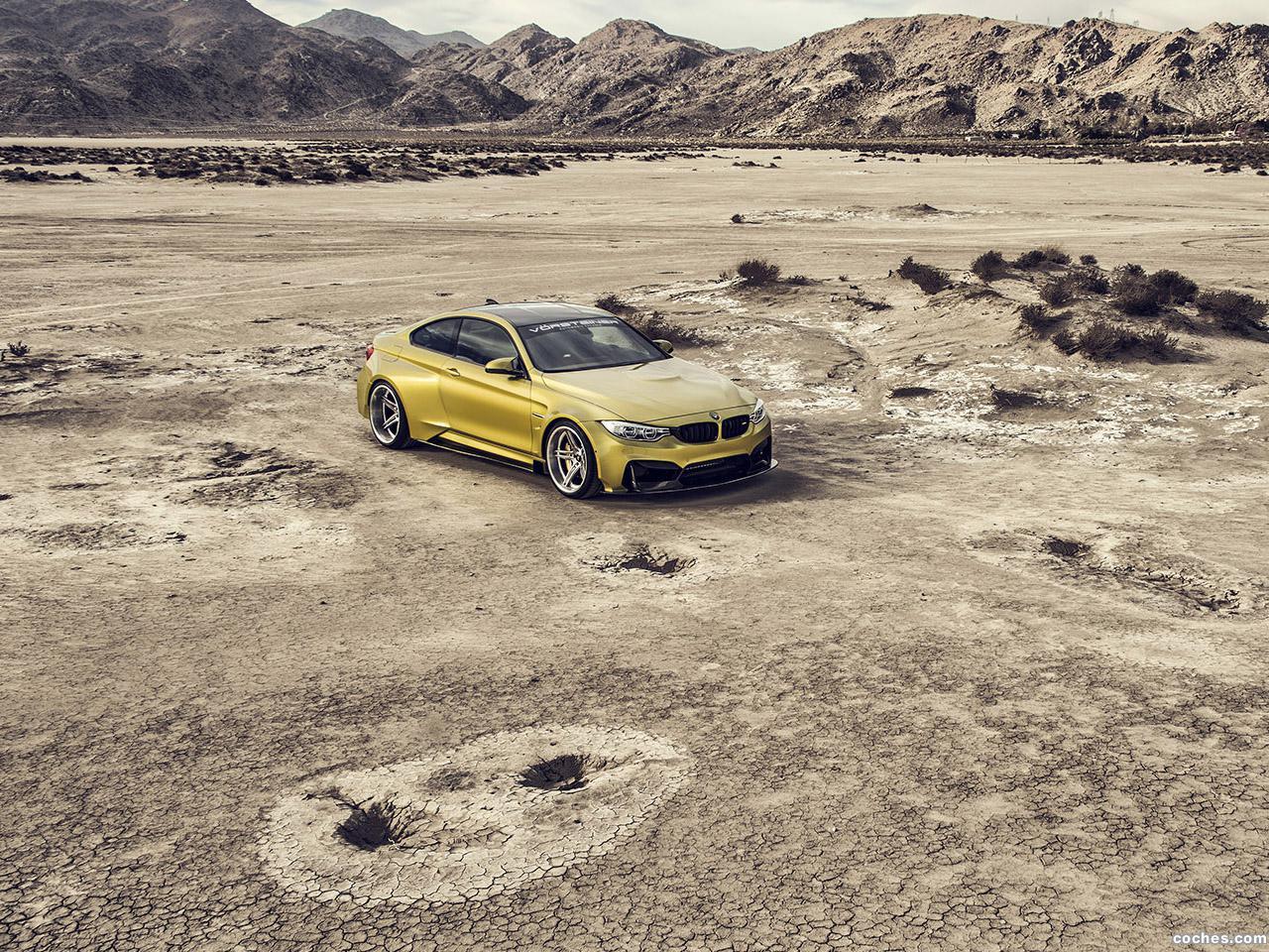 Foto 33 de Vorsteiner BMW M4 GTRS4 2015