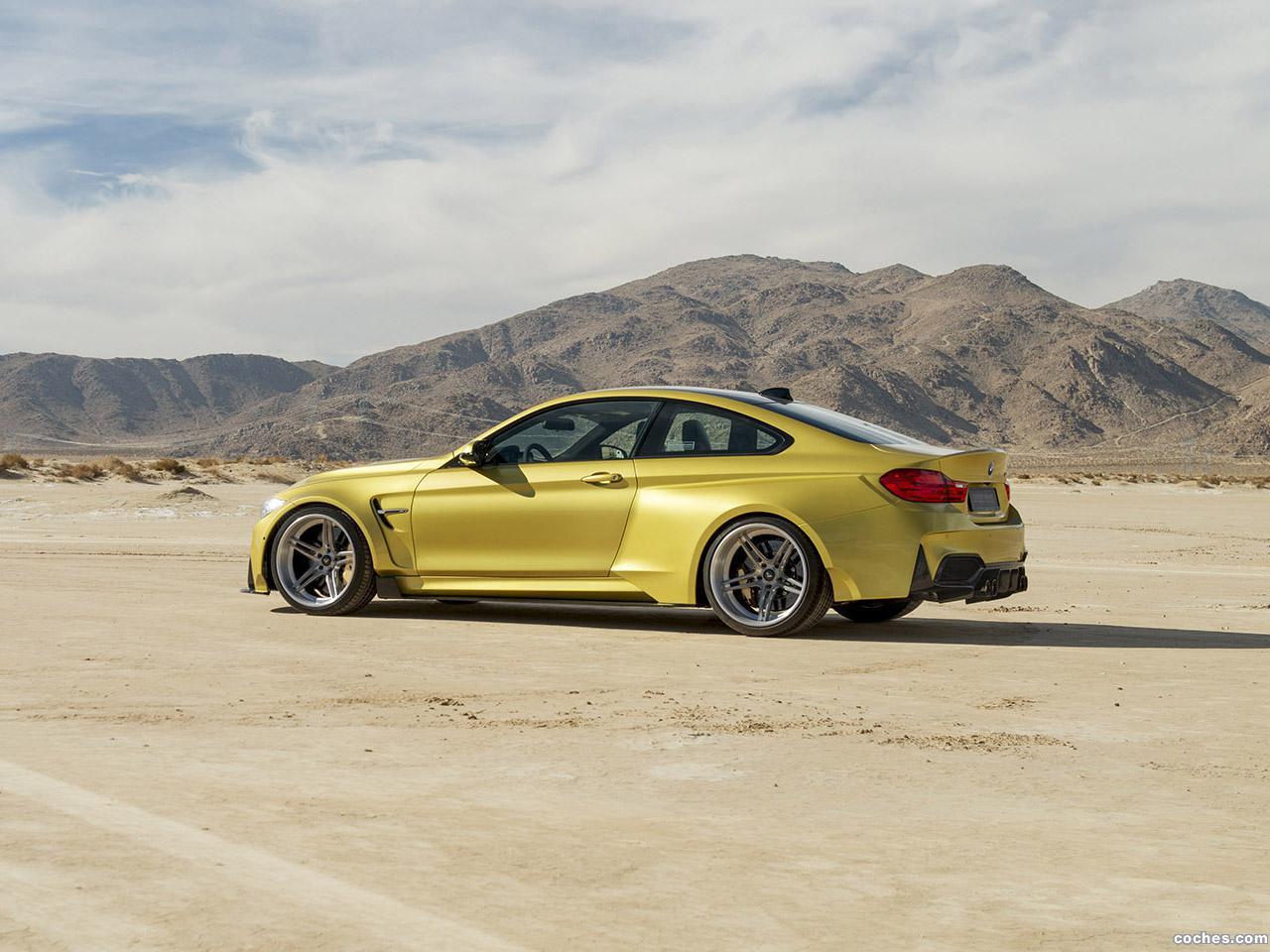 Foto 16 de Vorsteiner BMW M4 GTRS4 2015