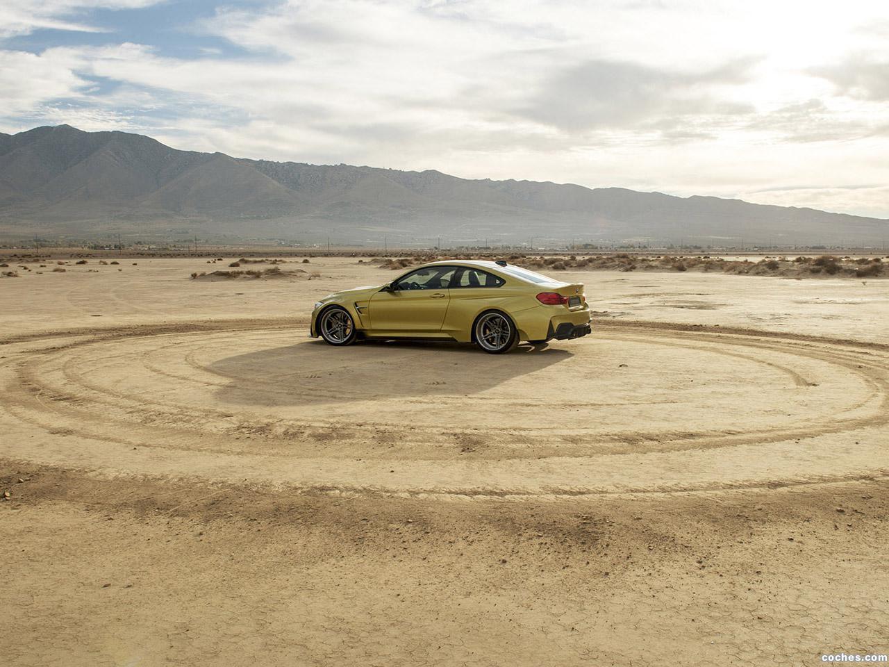 Foto 10 de Vorsteiner BMW M4 GTRS4 2015