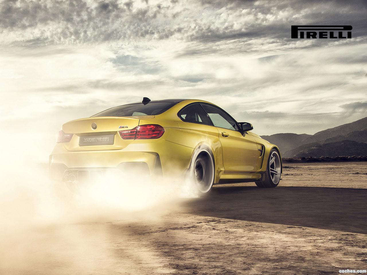 Foto 26 de Vorsteiner BMW M4 GTRS4 2015