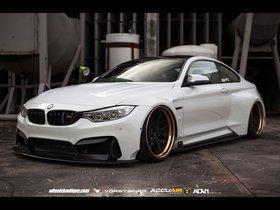 Ver foto 10 de Vorsteiner BMW M4 GTRS4 Widebody 2016