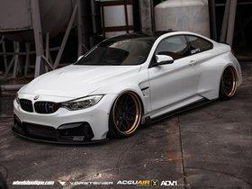 Ver foto 3 de Vorsteiner BMW M4 GTRS4 Widebody 2016