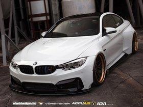 Ver foto 1 de Vorsteiner BMW M4 GTRS4 Widebody 2016