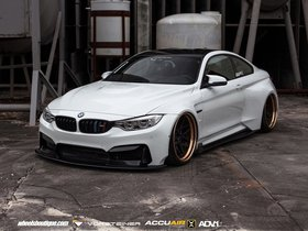 Ver foto 22 de Vorsteiner BMW M4 GTRS4 Widebody 2016