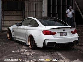 Ver foto 18 de Vorsteiner BMW M4 GTRS4 Widebody 2016