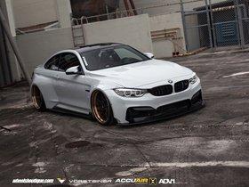 Ver foto 17 de Vorsteiner BMW M4 GTRS4 Widebody 2016