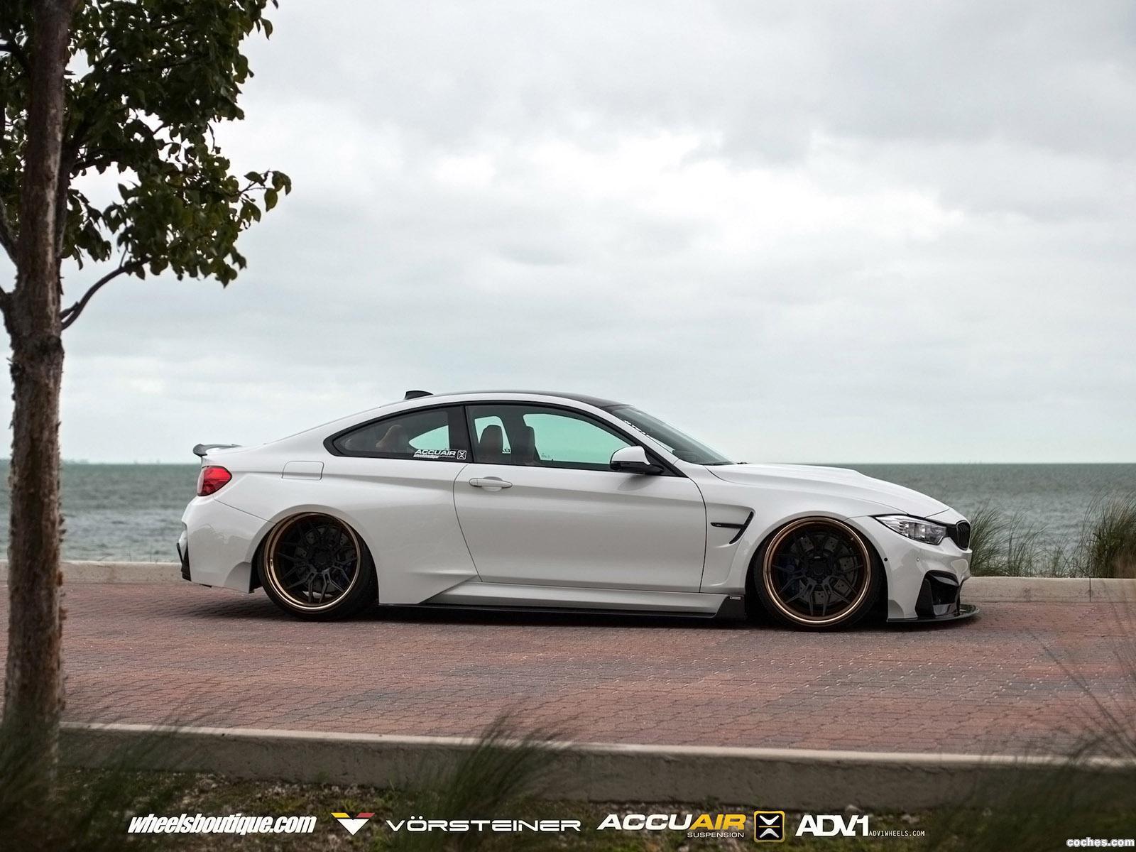 Foto 7 de Vorsteiner BMW M4 GTRS4 Widebody 2016
