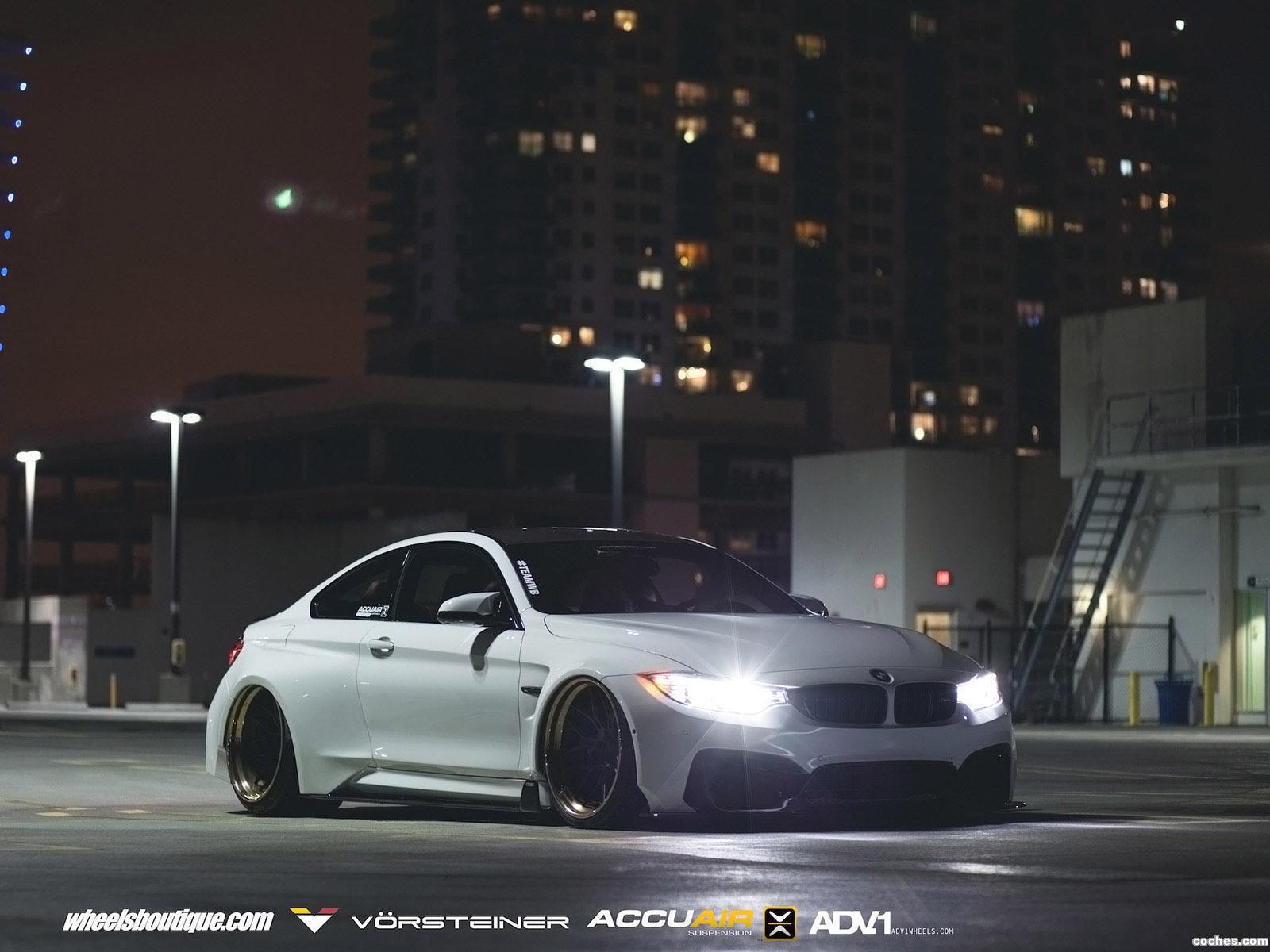 Foto 23 de Vorsteiner BMW M4 GTRS4 Widebody 2016