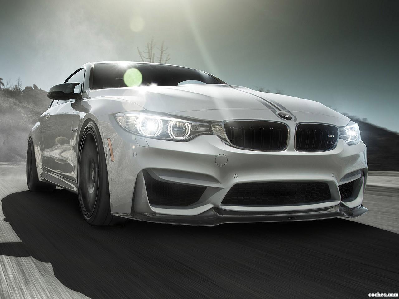 Foto 0 de Vorsteiner BMW M4 GTS Edition F82 2014