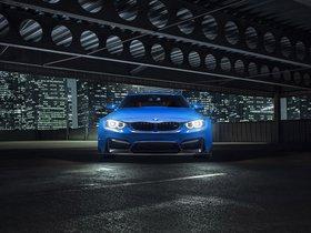 Ver foto 4 de Vorsteiner BMW M4 Yas Marina Blue GTRS4 Anniversary Edition 2015