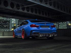 Ver foto 3 de Vorsteiner BMW M4 Yas Marina Blue GTRS4 Anniversary Edition 2015