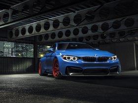 Fotos de Vorsteiner BMW M4 Yas Marina Blue GTRS4 Anniversary Edition 2015