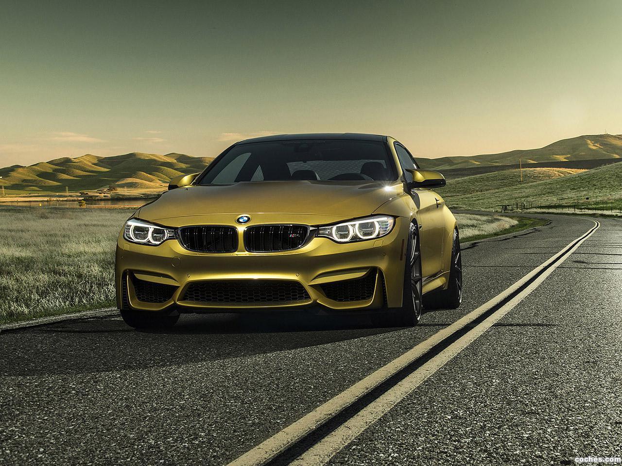 Foto 4 de BMW Vorsteiner M4 2014